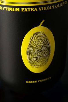 unique olive oil packaging design