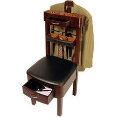 PP Møbler: Wegner Valet Chair by Hans Wegner - Danish Design Store