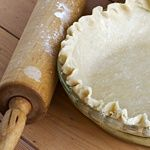 Atkins Pie Crust  Nutritional Information Per Serving:  Net Carbs: 5.0 grams  Fiber: 2.0 grams  Protein: 8.0 grams  Fat: 13.0 grams  Calories: 170  Recipe Information:  Makes: 8 servings  Prep Time: 0:10:00  Marinate Time: 0:00:00  Cook Time: 0:22:00  Cool Time: 0:20:00