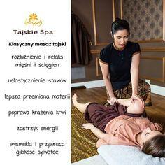 Po sesji #masażu tajskiego poczujesz przypływ sił witalnych, odprężenie i pozytywną energię➡ http://www.tajskiespa.pl/