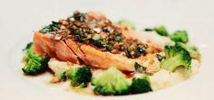 SALMALAKS SOUS VIDE Heston Blumenthal, Sous Vide, Real Food Recipes, Feta, Supreme, Salmon, Vegetables, Cooking, Baking Center