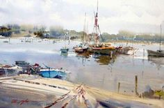 David Taylor. Watercolor