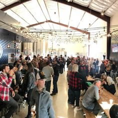 The grandopening this weekend at @idlevinebrewco was incredible to say the least. Major congrats to Todd, Brian and Scott on an amazing turn out! #brewery #austintx