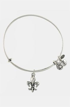 Alex and Ani French Royalty Expandable Wire Bracelet available at Nordstrom