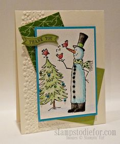 Snow Much Fun, Stampin' Up! stamp set, Patsy Waggoner, www.stampstodiefor.com