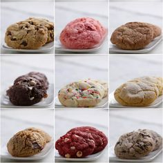 Cake Mix Cookies 9 Ways by Tasty