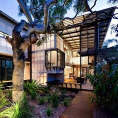 Australian Residence designed by Bark Design Architects. via d.signers.jpg