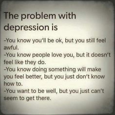 #Depression #MentalIllness