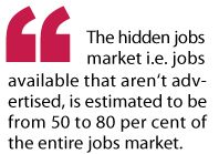 Where are all the jobs? The hidden jobs market revealed | Career FAQs