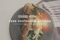 FREE Download Here We're proud to offer the very first collaboration between Foodie's Feed and FilterGrade of free photoshop actions! Edit your photos in style with this exclusive free set. --> ...