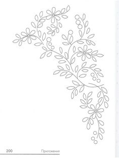ru / Фото - Вышивка гладью - Los-ku-tik by alissa Floral Embroidery Patterns, Hand Embroidery Designs, Vintage Embroidery, Ribbon Embroidery, Flower Patterns, Cross Stitch Embroidery, Machine Embroidery, Bordado Floral, Motif Floral
