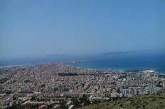 View of Trapani. Sicily.