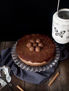 Jaleo en la Cocina: ¿Os habéis recuperado de la anterior? ¡Cappuccino cheesecake!