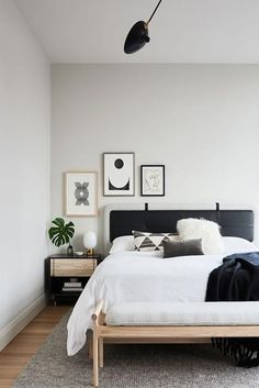 Modern Bedroom Interior Design Luxury Modern Apartment Ideas Great Inspirations for Cozy Small Spaces Small Apartment Bedrooms, Small Apartment Decorating, Apartment Ideas, Apartment Guide, Modern Apartment Design, Modern Interior Design, Interior Design Ideas For Small Spaces, Modern Apartments, Interior Ideas