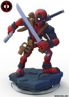 *** Disney Infinity: Deadpool