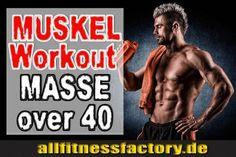 Für Sie gelesen bei: http://www.allfitnessfactory.de  Muskel Workout over 40 muskulöser Metusalem?  Muskel Workout kann eine optimale Ernährung den Alterungsprozess aufhalten?  Warum ist Muskel Workout für ältere Menschen gesund?  Wie bleibe ich vital im Alter?  Wie kann eine Diät meinen Alterungsprozess verlangsamen?  German Deutsch  http://www.allfitnessfactory.de/muskel-workout/