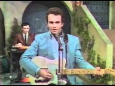 """Merle Haggard """"I'm a Lonesome Fugitive"""" Buck Owens Ranch Show 1966"""