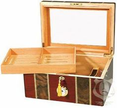 Take a look at our Humidor Pompeii - 100 Cigars Count as well as other accessories from Quality Importers here at Cuenca Cigars Online your ultimate online store for Camacho Ecuador Cigars. Buy Cigars, Cigars And Whiskey, Good Cigars, Best Cigar Humidor, Cigar Bar, Cigar Deals, Cigar Shops, Premium Cigars