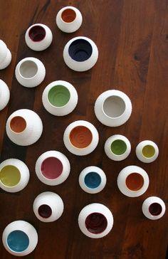 porcelain vases ~ kim westad