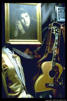 Graceland and memories of Elvis