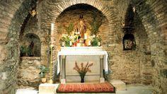 House of the Virgin Mary,  Ephesus, Selçuk ❤️