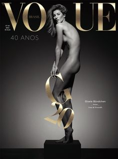 Typography for Vogue