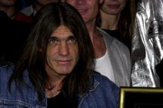 AC/DC Malcolm Young suffered a stroke and now has severe dementia.