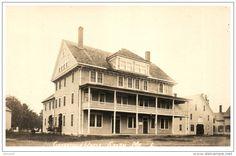 12788 Me Solon 1910 Garratunk House Hotel Real Photo