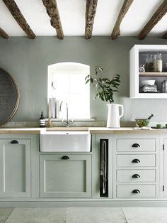 2018 Paint Trends - Kitchen Cabinet Color Predictions | Apartment Therapy