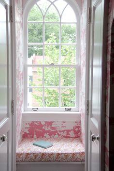 Private Georgetown Residence - traditional - bedroom - Zoe Feldman Design, Inc.