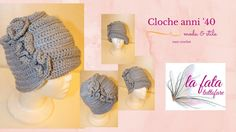 Tutorial: cloche anni '40