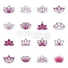 Bildergebnis für small lotus tattoo