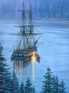 Pacific intentions - Christopher Blossom