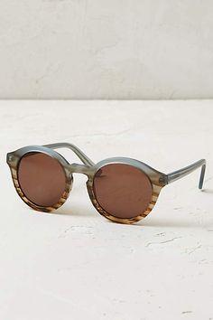 Naomi Round Sunglasses - anthropologie.eu aurinkolasit