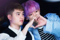 Chanyeol and Kyungsoo - Chansoo - EXO Kyungsoo, Kaisoo, Park Chanyeol, K Pop, Exo Couple, Ko Ko Bop, The Encounter, Wattpad, Exo Korean