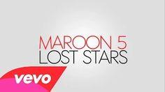 Adam Levine - Lost Stars (Lyric Video) - YouTube
