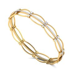 Bracelets – Page 2 – Modern Jewelry Solitaire Earrings, Diamond Bracelets, Gold Bangles, Diamond Jewelry, Bangle Bracelets, Gem Diamonds, Modern Jewelry, Fine Jewelry, Journal Diary