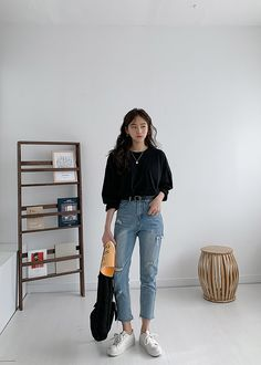 All Black Fashion, Mom Jeans, Normcore, Pants, Style, Swag, Trousers, Stylus, Women Pants