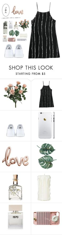 """""""I need to study """" by joycereina ❤ liked on Polyvore featuring adidas, Bella Freud and Samsung"""