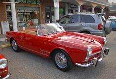 1959 Alfa-Romeo 2000 Spider
