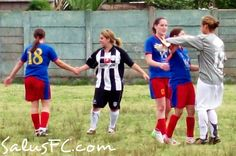 Salus vs. Wanderers  2da. Fecha - Grupo A  Parque Salus  www.salusfc.com
