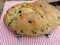 ŠTĚSTÍ v mém životě...: OLIVOVÝ CHLÉB... Muffin, Bread, Breakfast, Food, Morning Coffee, Brot, Essen, Muffins, Baking