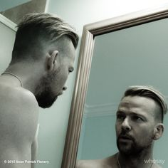 """Sean Patrick Flanery's image - """"""""The Over-Under Should Always Favor The Reflection.""""  #ShineUntilTomorrow"""" on WhoSay"""