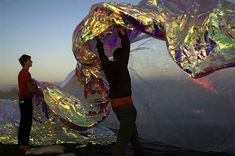 Tomas Saraceno, 'Poetic Cosmos of the Breath'