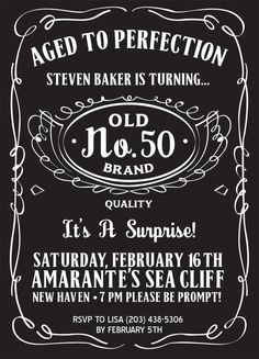 Check out this really cool #JackDaniels inspired #party #Poster from Amanda Bozzuto on PosterVine.com  via: http://www.postervine.com/jack-daniels-invitation/