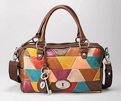 Fossil Maddox Patchwork
