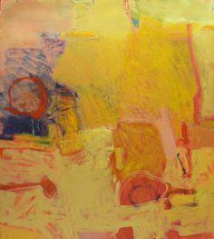 Margaret Glew | Mellow Yellow | 2011 Artwork | Painting *****