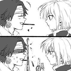 f*ck you! kuroro  by:kurapika~
