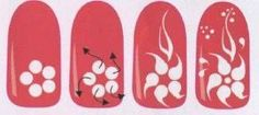 Flowers Summer Nails 66 Ideas New Flowers Summer Nails 66 IdeasNew Flowers Summer Nails 66 Ideas Pretty Nail Art, Cute Nail Art, Nail Art Diy, Beautiful Nail Art, Diy Nails, Cute Nails, Diy Nail Designs, Colorful Nail Designs, Nail Art Fleur