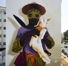 """Exodus"" by Inti in Rabat, Morocco, 5/15 (LP)"